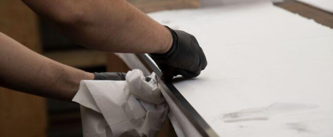Three Steps of Metal Polishing thumbnail